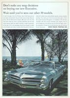 Pontiac Star Chief Executive 1966 Ad Picture