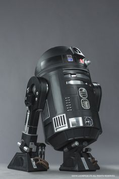 As revealed on The Star Wars Show, Imperial astromech droid C2-B5 from Rogue One: A Star Wars Story.