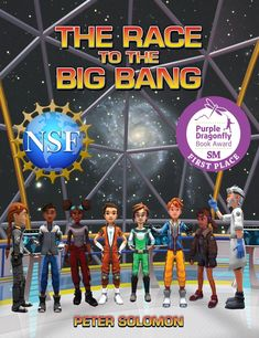 The Race to the Big Bang is the winner of the 2021 Purple Dragonfly Children's Book Award for Best STEM book. It is the sequel to The Stardust Mystery. The Cosmic Kids had just returned from a wonderful trip to the moon as a reward for their e finish in the Science and the Future Contest. But then their lives were altered by the Covid-19 pandemic. They find relief by inventing new pandemic pastimes. The best pastime of all is new contest called The Race to the Big Bang. #Middle School Science Science Education, Teaching Science, Theory Of Evolution, Scholarships For College, Big Bang Theory, Albert Einstein, Time Travel, Bigbang, Nonfiction