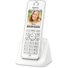 Das beste schnurlose Telefon: Fritzfon C4 von AVM