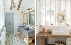 salle bain matiere