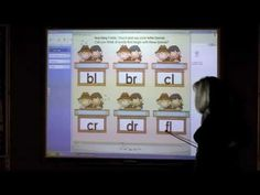 Blends Are Letter Friends Teach your students their letter blends with a fun multimedia file.  And if you are a visual learner, check out this YouTube video on how to use it with your students.