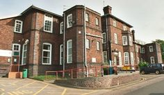 Stoke-upon-Trent workhouse, 2001 Stoke On Trent, General Hospital, Newcastle, Prison, The Past, Sad, England, Pottery, Mansions