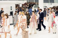 Inside the CHANEL Spring 2016 Show
