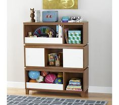 storage for the baby's room