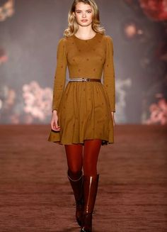 Lena Hoschek: Fashion Week Berlin 2016