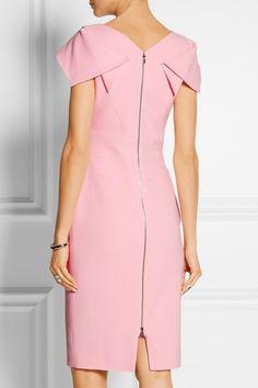 Antonio Berardi   Stretch-crepe dress   NET-A-PORTER.COM by millicent