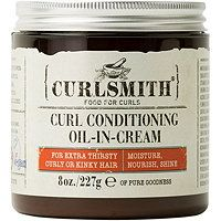 Curlsmith Curl Conditioning Oil in Cream - Vegan Leave in Conditioner for Curly and Coily Hair Damp Hair Styles, Curly Hair Styles, Natural Hair Care, Natural Hair Styles, Natural Shampoo, Wash And Go, Frizz Control, Hair Remedies, Wavy Hair