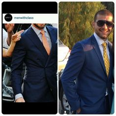 Men with Class !!! A or B?