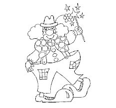 1000 Images About Coloriages Clown On Pinterest