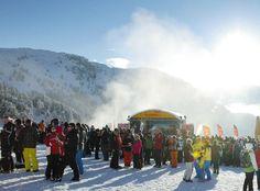 Eindrücke vom Pitztaler Ski Opening am Hochzeiger.. Eine gelungene Veranstaltung :) #DachTirols