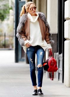 19 Estilosas Formas De Usar Tus Prendas Adentro De Un Pantalón   Cut & Paste – Blog de Moda