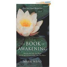 The Book of Awakening: Having the Life You Want by Being Present to the Life You Have: Mark Nepo: 9781573245388: Amazon.com: Books