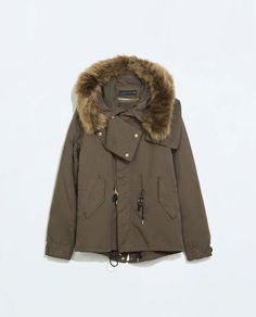Image 7 of COTTON PARKA from Zara