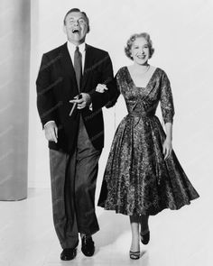 """george burns and gracie allen  """"Say goodnight, Gracie."""" Goodnight Gracie she says."""