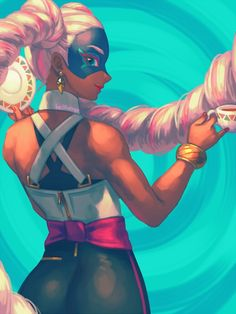 Twintelle [ARMS] femme fatale. --- Ribbon Girl --- Mechanica --- Min Min --- Lola Pop Tumblr Twitter I forbid reposting my art without the source.