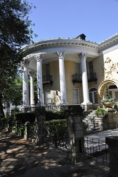 this house is for sale in Savannah...for 1.2 million
