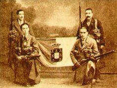 Blue And White Flag, The Proclamation, Across The Border, One Republic, Revolutionaries, Lisbon, Catholic, Onerepublic, Roman Catholic