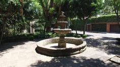 San Angel Mexico, Video Full, Stock Footage, Fountain, Videos, Outdoor Decor, Water, Download Video, Gripe Water