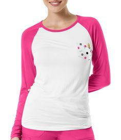 Add your design to this Wonder Wink Print Pocket Baseball Tee - customize as low as $18.99 each or buy blank starting at $17.99!   http://www.logosoftwear.com/product/42317/wonder-wink-print-pocket-baseball-tee