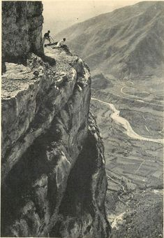 Italian observation point, Dolomitic front