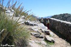 Trincheras Cerro Maúllo