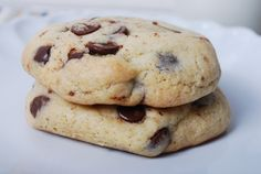 "Passion 4 baking ""Chewy Chocolate Chip Cookies"