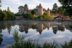 Honeymoon Hotspot - Domaine des Etangs Chateau in France