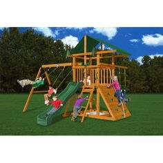 Gorilla Outing III Playground System $949.00