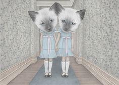 Helena Frank, Artists on tumblr