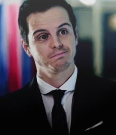 Andrew Scott. MORIARTYEEEEEE. He is absolutely the best actor, I love what he does with Moriarty's character, and imagine no one else has him. Day 25 I tiink
