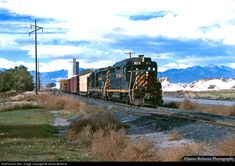 RailPictures.Net Photo: DRGW 3013 Denver & Rio Grande Western Railroad EMD GP30 at West Jordan, Utah by James Belmont