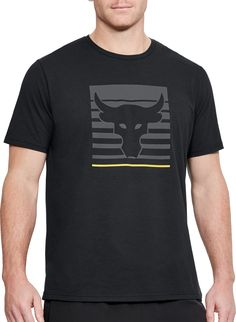 ddef70a8677 Under Armour Men s Project Rock Graphic T-Shirt