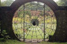 Spider gate, green renaissance fb