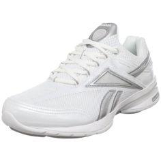 53f8a4aa55e9 Reebok Womens EasyTone Reenew Women s Walking Shoes ShoeWhitePure  SilverSteelLight Grey7 D US  gt  gt