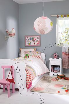 Barnyard bonanza for your little one, a nursery room with pieces of pink, with NONAGON.style
