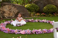 circle of love, hawaiian wedding must