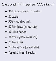 Second Trimester Workout #fitpregnancysome Somewhat I have been doing, gaining whatever my body decides, however, trying to stay fit.