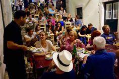 Restaurant im Bairro Alto