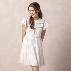 Country Grace Darlin' Dress - Cowgirl Delight