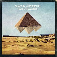 Shaolin Afronauts - flight of the ancients