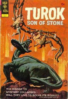 Turok, Son of Stone #78