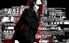 Anime - Death Note Wallpaper