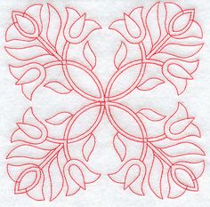 Machine Embroidery Designs at Embroidery Library! - Color Change - B2833 52314