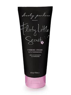 Booty Parlor™ Flirty Little Secret Firming Cream with Pheromones #VictoriasSecret http://www.victoriassecret.com/beauty/body-care/flirty-little-secret-firming-cream-with-pheromones-booty-parlor?ProductID=2108=OLS?cm_mmc=pinterest-_-product-_-x-_-x