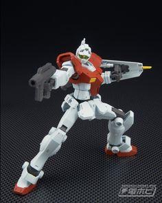 HGBF 1/144 GM/GM: DENGEKI's New Official Images, Info Release http://www.gunjap.net/site/?p=320232