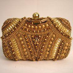 Gold Queen Minaudière... #niche