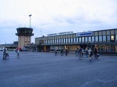 Tampere-Pirkkala airport @ Finland