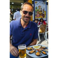 Tapas time. . . .  #travel #carameltrail #spain #seville #tapas #gastronony #foodporn #foodlover #beer #fun