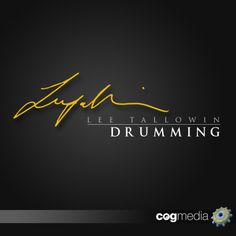 Clients logo | Lee Tallowin Drumming Drums, Logos, Movie Posters, Movies, Film Poster, Films, Drum Sets, Logo, Movie
